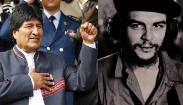 """Resultado de imagen de Bolivia celebrará 50 años de la muerte del """"Che"""""""