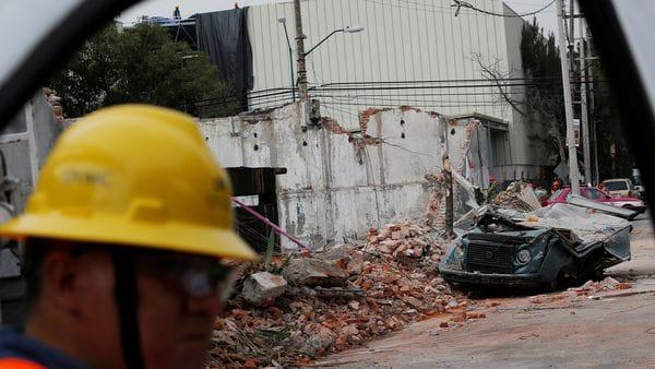 Geofísicos determinan la causa del terremoto de magnitud 8,2 en México