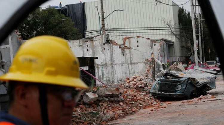En distintas zonas de México se esperan terremotos. (Foto: Reuters)