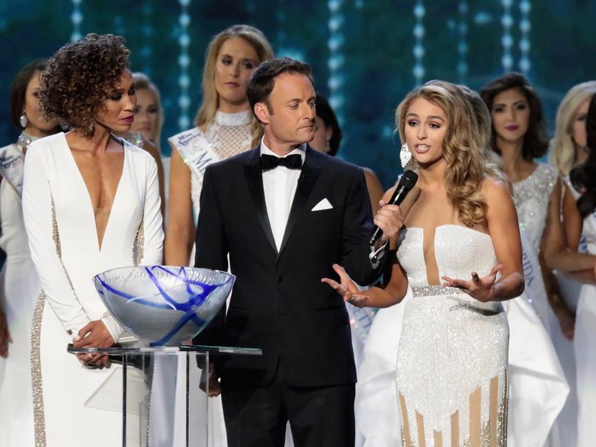 Una participante de Miss America respondió duramente contra Donald Trump