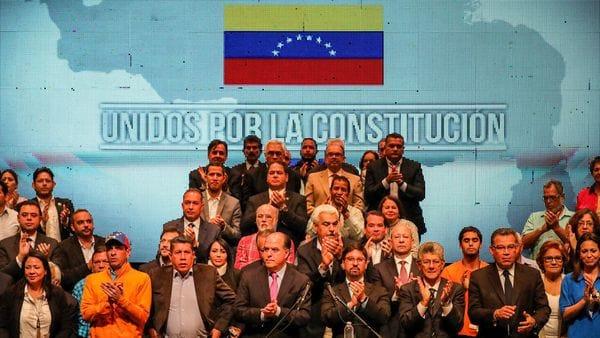 VENEZUELA: 'Luis Florido: Gobierno venezolano está