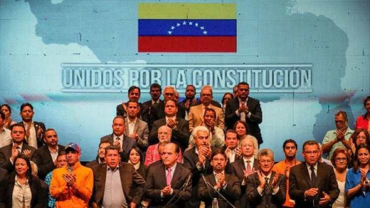 La MUD pretende fijar las condiciones para un eventual diálogo con el chavismo (EFE)