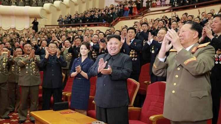 Kim Jong-un, en el poder desde diciembre de 2011