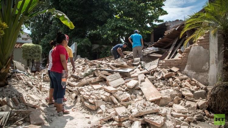 Pasado el terremoto, comienza el desastre social en México