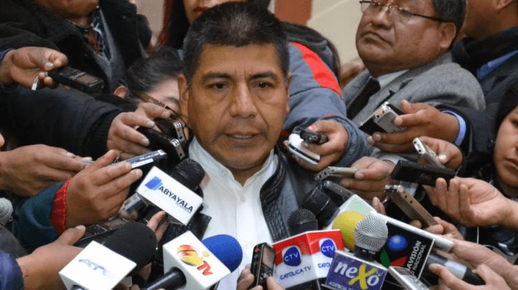 Canciller justifica viaje de Evo a Venezuela para cumbre solidaria con Maduro