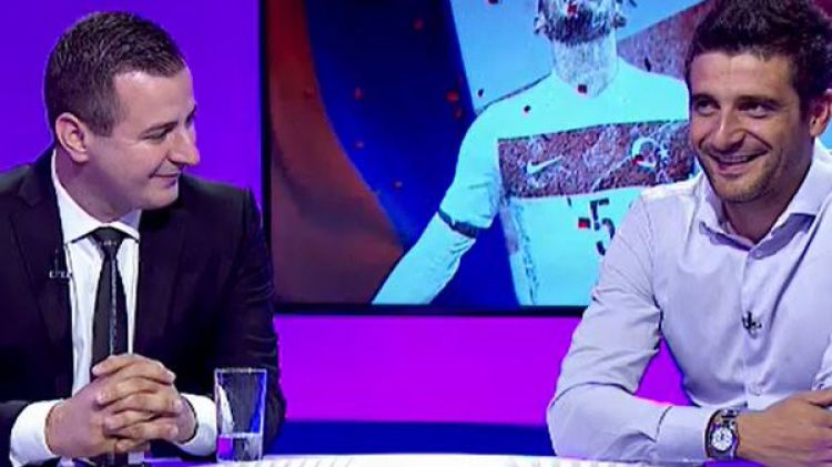 "Ianies Zicu en dialogo con ""Digi Sports"""