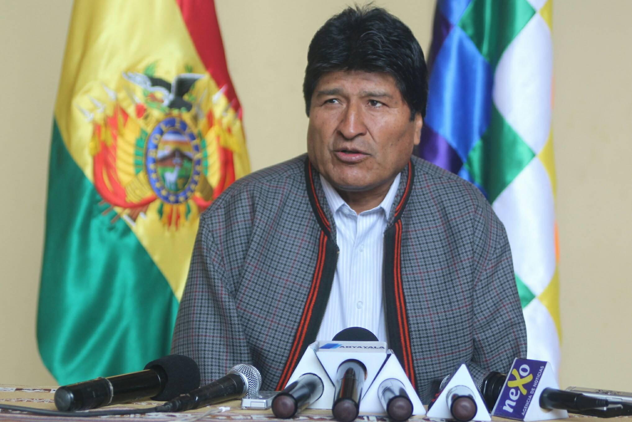 Morales participará de una cumbre en apoyo a Maduro
