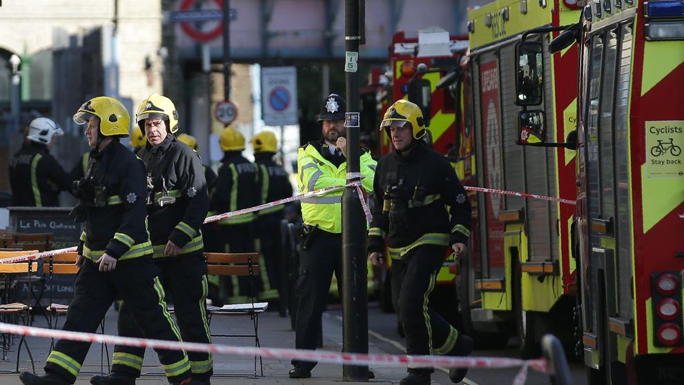 Estado Islámico reivindica la explosión en el metro de Londres que ha provocado varios heridos