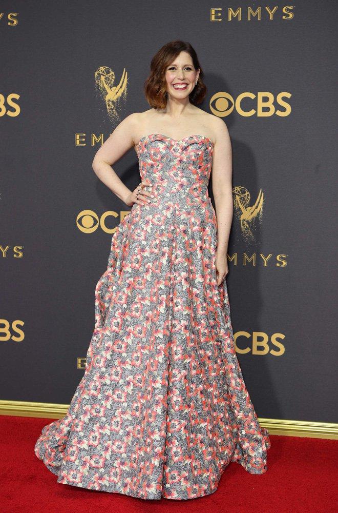 69th Primetime Emmy Awards – Arrivals – Los Angeles, California, U.S., 17/09/2017 - Vanessa Bayer. REUTERS/Mike Blake