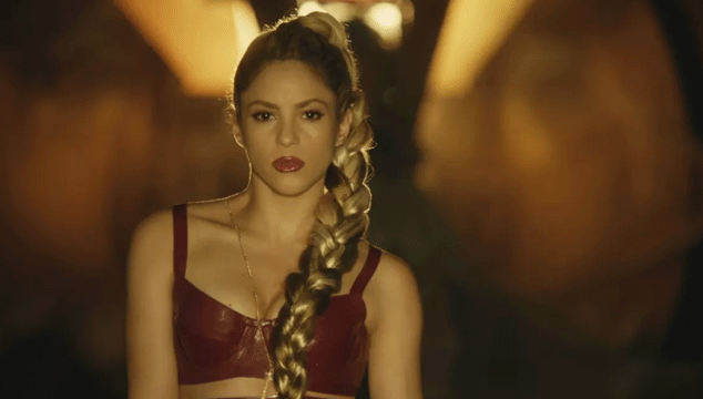 imagen Shakira estrena video de 'Perro Fiel' con Nicky Jam
