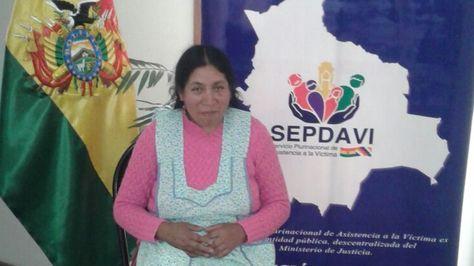 Machaca tras la firma del contrato con el Ministerio de Justicia.