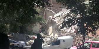 Un terremoto de 7.1 grados en la escala de Richter sacudió México
