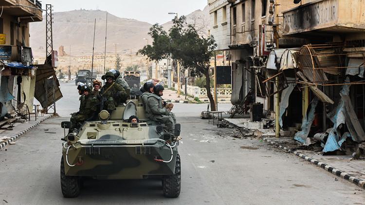 Ataque terrorista en Siria hiere a tres militares rusos