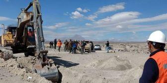 Combate al contrabando: Cavado de zanjas en frontera con Chile será financiado por la Aduana boliviana