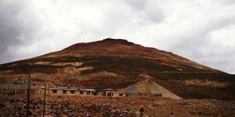 Dos hermanos mueren por hundimiento en el Cerro Rico de Potosí