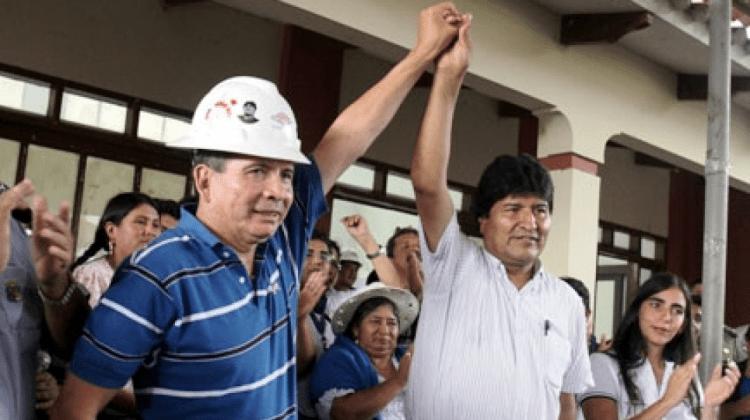Gobierno responde a Morales: