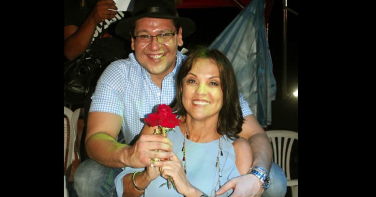 En el Día del amor, Desirée Bravo y Tomás Monasterio confirman su relación