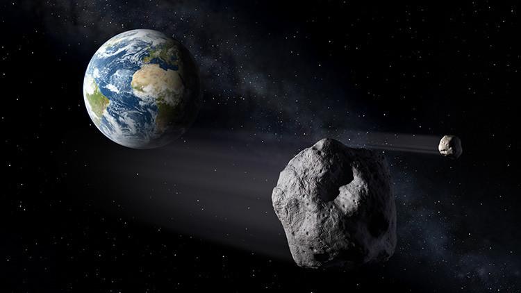 Revelan un plan que podría salvar a la Tierra de catastróficos impactos de asteroides