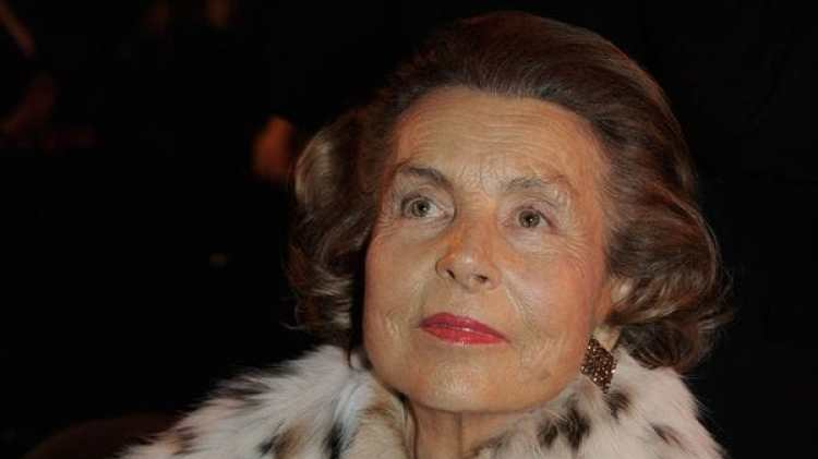Liliane Bettencourt (Getty)
