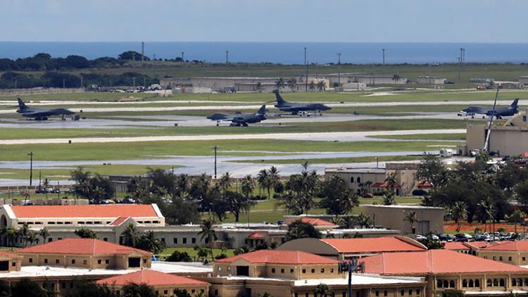 EE.UU. derribaría un misil de Corea del Norte si este volara cerca de Guam