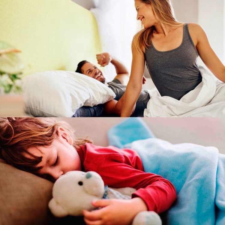 Según los especialistas, tanto adultos como niños necesitan una siesta reparadora para poder continuar con sus actividades durante el resto de la tarde