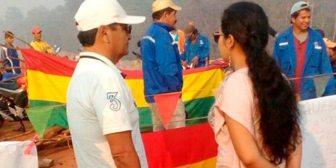 Obreros de china Railway pidieron al Gobierno boliviano que intervenga hace 4 meses