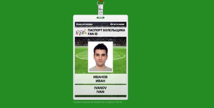 El Fan ID ya se utilizó en la Copa Confederaciones 2017