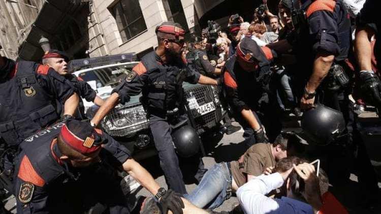 La Operación Anubis encarceló a 14 dirigentescatalanes
