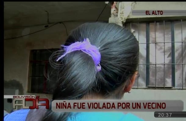 Madre es amenazada por denunciar la violación de su hija