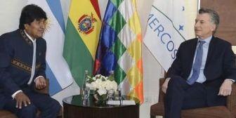 Bolivia afina agenda de reuniones bilaterales con al menos cinco países