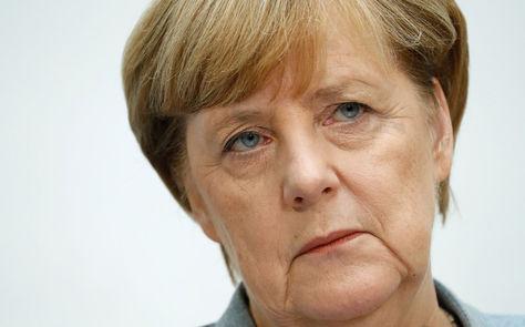 La canciller Angela Merkel reelegida en Alemania. Foto: AFP