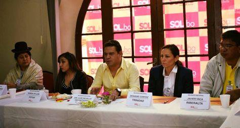 Encuentro de los delegados de la agrupación Sol.bo.