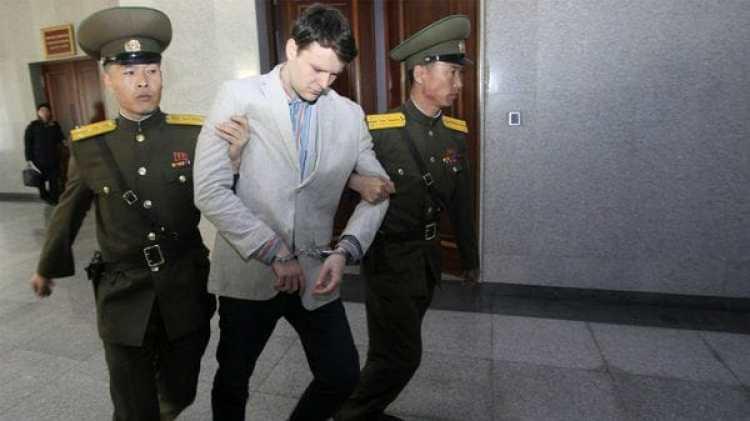 El estadounidense Otto Warmbier murió luego de permanecer uno año y medio detenido en Corea del Norte