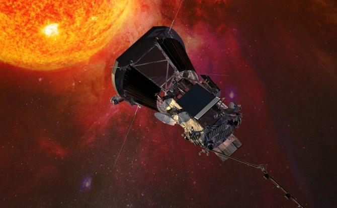 La NASA presenta el escudo térmico de su peligrosa misión al Sol