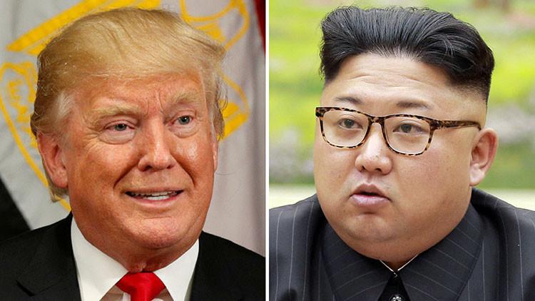 Trump sobre Corea del Norte: