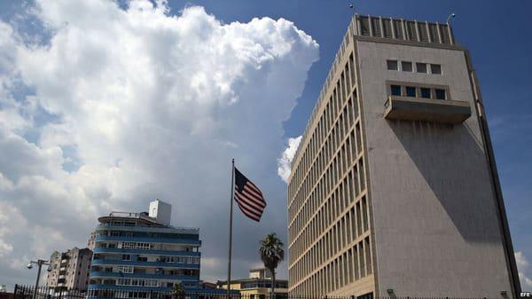 EEUU ordenó retirar personal no esencial de su embajada