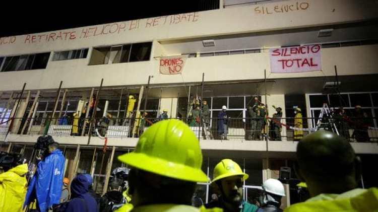 El Colegio Enrique Rébsamen. (Foto: Reuters)