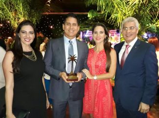 Pilar Herrera, Joaquin Siles, Laura Monasterio y Juan Carlos Chavez - IMBA