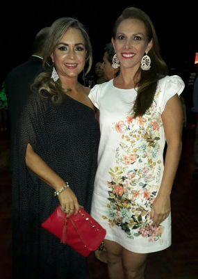 Mariela Cronenbold y Irene Sanchez