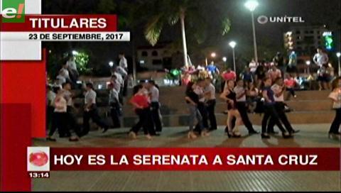 Video titulares de noticias de TV – Bolivia, mediodía del sábado 23 de septiembre de 2017