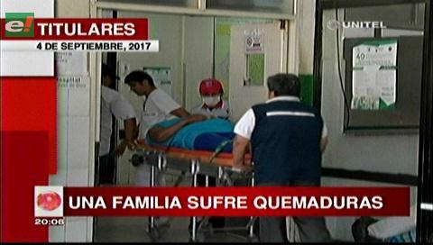 Video titulares de noticias de TV – Bolivia, noche del lunes 4 de septiembre de 2017