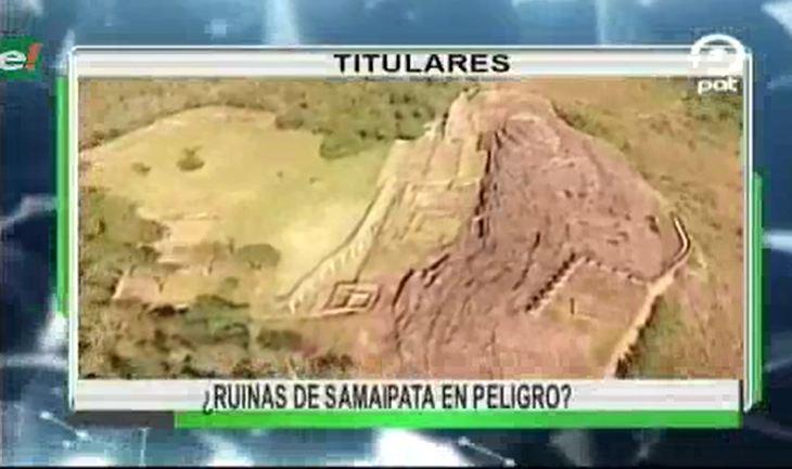 Video titulares de noticias de TV – Bolivia, noche del jueves 14 de septiembre de 2017