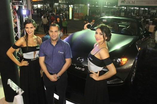 Jose Luis Asbun, Brand Manager de Mazda Bolivia