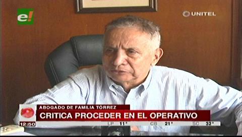 Eurochronos: Familia Torrez afirma que no busca un arreglo económico sino la verdad