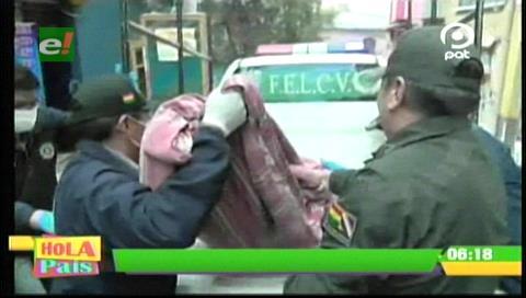 La Paz: Encuentran el cadáver de un hombre en Villa Victoria