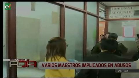 Prisión preventiva al profesor acusado de abusar a varias niñas