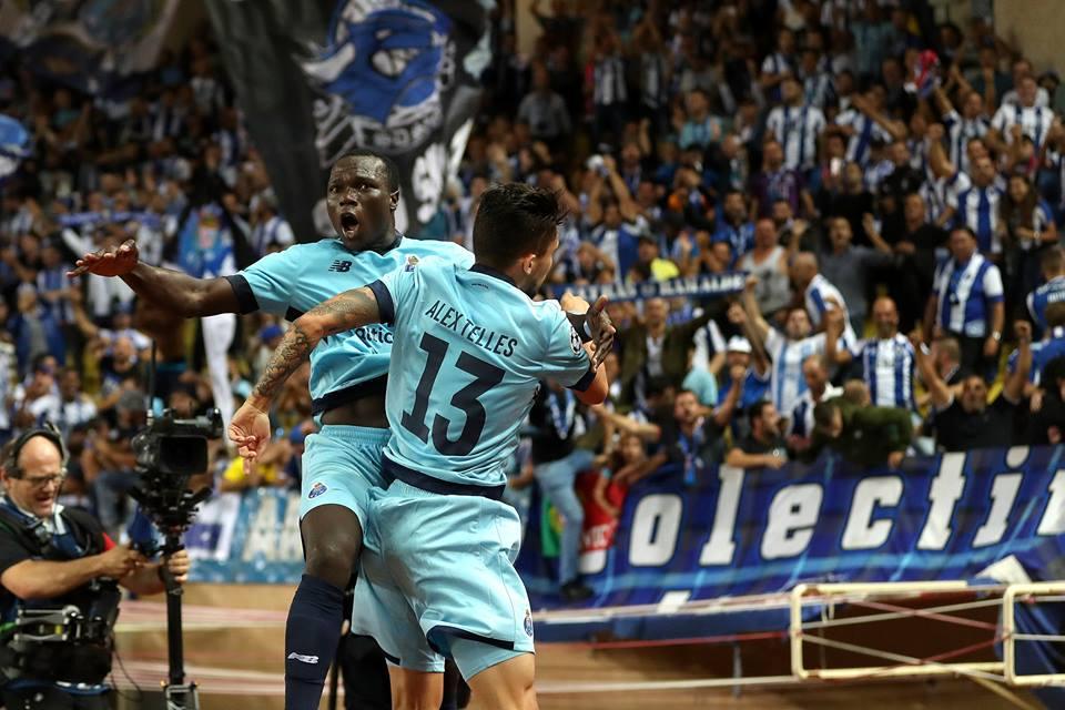 Porto le dio un golpazo al Monaco en su casa