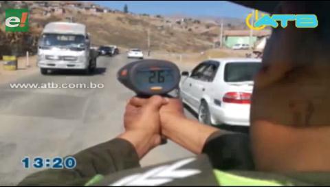 Intensifican controles en las carreteras