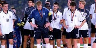 Las últimas tres veces que Holanda no fue al Mundial, Alemania fue subcampeón