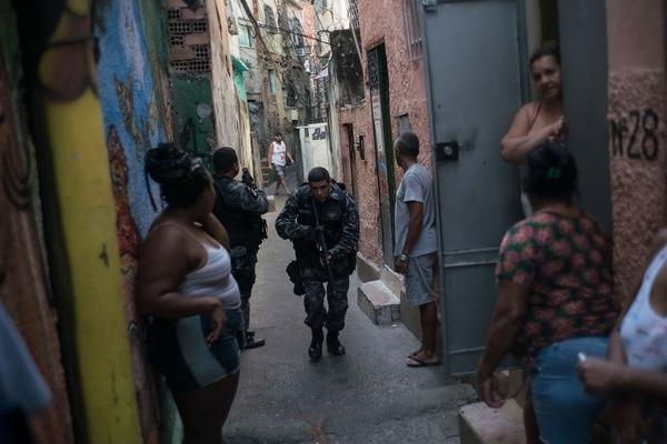 Lanzan operativo para detener a narcotraficantes — Brasil